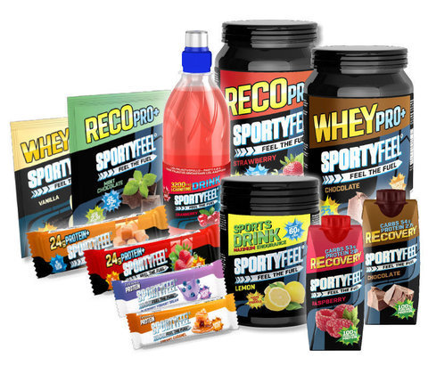 SPORTYFEEL SPORTS NUTRIENTS