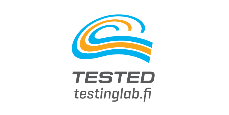 THE TESTED TESTING LAB BRAND