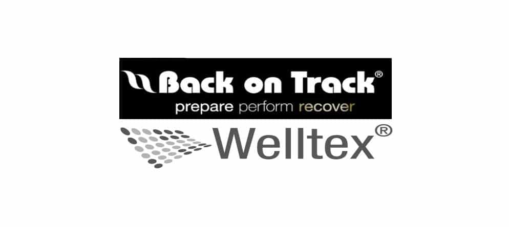 BACK ON TRACK WELLTEX-TUOTTEET